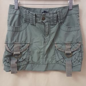American Eagle Outfitters cargo skirt size 2